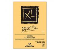 Canson альбом з гладким папером, XL Bristol 180 гр, A4 (50)