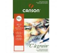 Canson альбом для ескізів на спіралі, C a Grain 224 гр, A5 30 арт 0060-627