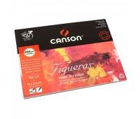 Альбом, блок для масла и акрила Canson Figueras Bloc 290 гр, 38x46 см 10 арт 0857-223