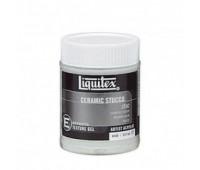 Гель текстурный Liquitex 237ml Ceramic stucco арт 692436