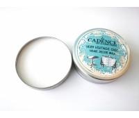 Паста мебельная восковая (винтажная) Cadence Very Vintage Wax, 50 мл, прозрачн. CA54_100