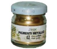 Металлический пигмент № 2 Pale pale gold CP197500_02