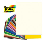 Картон Folia Photo Mounting Board 300 гр, 70x100 см, №01 Peаrl white (Молочно-білий)