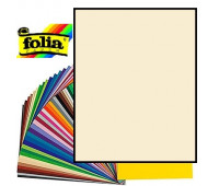 Картон Folia, Photo Mounting Board 300 гр, 50x70 см №08 Beige (Світло-бежевий)