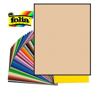 Картон Folia Photo Mounting Board 300 гр, 70x100 см, №10 Chamois Бежевий арт 68010_10