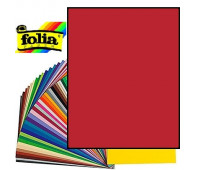 Картон Folia Photo Mounting Board 300 гр, 70x100 см, №18 Brick red Червоний арт 68010_18