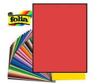 Картон Folia Photo Mounting Board 300 гр, 70x100 см, №19 Hibiscus (Яскраво-червоний)