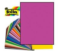 Картон Folia Photo Mounting Board 300 гр, 70x100 см, №21 Dark pink (Рожево-фіолетовий)
