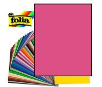 Картон Folia, Photo Mounting Board 300 гр, 50x70 см №23 Pink (Фуксія)