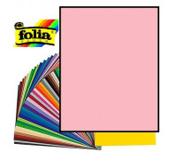 Картон Folia Photo Mounting Board 300 гр, 70x100 см, №26 Light pink Світло-рожевий арт 68010_26