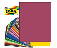 Картон Folia Photo Mounting Board 300 гр, 70x100 см, №27 Wine red Вишневий арт 68010_27