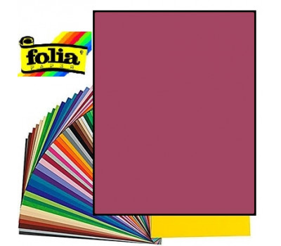 Картон Folia Photo Mounting Board 300 гр, 70x100 см, №27 Wine red (Вишневий)