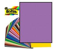 Картон Folia, Photo Mounting Board 300 гр, 50x70 см №28 Dark lilac Фіолетовий арт 6128