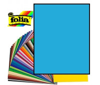 Картон Folia, Photo Mounting Board 300 гр, 50x70 см №33 Pacific blue (Блакитний)