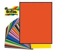 Картон Folia, Photo Mounting Board 300 гр, 50x70 см №40 Orange (Помаранчевий)