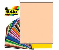 Картон Folia, Photo Mounting Board 300 гр, 50x70 см №42 Apricot (Абрикосовий)