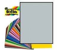 Картон Folia, Photo Mounting Board 300 гр, 50x70 см №60 Silver lustre Срібний матовий арт 6160