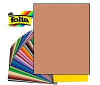 Картон Folia Photo Mounting Board 300 гр, 70x100 см, №72 Light brown (Світло-коричневий)