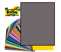 Картон Folia Photo Mounting Board 300 гр, 50x70 см №84 Stone grey Сірий арт 6184