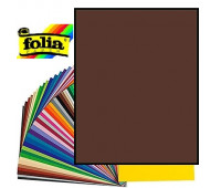 Картон Folia Photo Mounting Board 300 гр, 50x70 см №85 Chocolate brown Шоколадний арт 6185