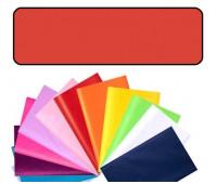 Бумага оберточная Folia Tissue Paper 20 гр, 50x70 см (13), #20 Red (Червоний)