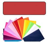 Бумага оберточная Folia Tissue Paper 20 гр, 50x70 см (13), #23 Wine red (Вишневий)