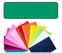 Бумага оберточная Folia Tissue Paper 20 гр, 50x70 см (13), #52 Dark green (Темно-зелений)
