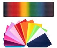 Бумага оберточная Folia Tissue Paper 20 гр, 50x70 см (13), #77 Rainbow (Райдужний)