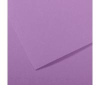 Бумага пастельная Canson Mi-Teintes 160 гр 50x65 см №113 Blueberry Чорничний арт 0321-724