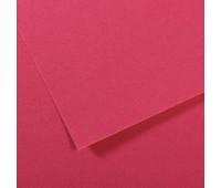 Бумага пастельная Canson Mi-Teintes 160 гр 50x65 см №114 Raspberry Малиновий арт 0321-734