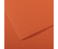 Бумага пастельная Canson Mi-Teintes, 160 гр, A4 №115 Mistical orange (Мандариновий)