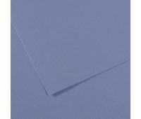 Бумага пастельная Canson Mi-Teintes 160 гр 50x65 см №118 Ice blue Блакитний лід арт 0321-864