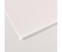 Бумага пастельная Canson Mi-Teintes 160 гр 50x65 см №335 White Білий арт 0271-104