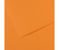 Бумага пастельная Canson Mi-Teintes 160 гр 50x65 см №384 Buff Медовий арт 0321-104