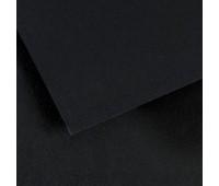 Бумага пастельная Canson Mi-Teintes 160 гр 50x65 см №425 Вlack Чорний арт 0361-014