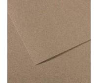 Бумага пастельная Canson Mi-Teintes 160 гр 50x65 см №431 Steel gray Стальний сірий арт 0331-444