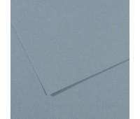 Бумага пастельная Canson Mi-Teintes, 160 гр, A4 №490 Light blue (Блакитний)