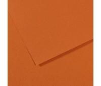 Бумага пастельная Canson Mi-Teintes 160 гр 50x65 см №504 Amber Янтарний арт 0321-194