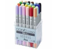 Набор Маркеров Copic CIAO Set в наборе 24 шт., артикул 22075524