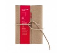 БЛОКНОТ COPIC со сменным блоком Sense Book Flap+Refill, 14х21 см, 135 листов, 80 г/кв.м. арт 75010500