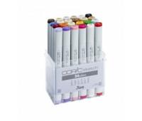 Набор маркеров Copic Sketch Set, 24 шт. (21075524)