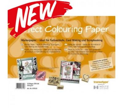 Copic бумага для маркеров, А4, 250 гр, 10 листов, 07010 Copic