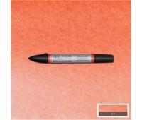 Маркер Winsor Newton акварельный, № 095 Кадмий красный темный арт 201095