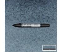 Маркер Winsor Newton акварельный, № 465 Серый пигмент арт 201465