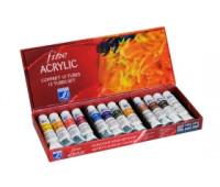 Краски акриловые Fine Acrilic Assortment of 12x20 мл 235267