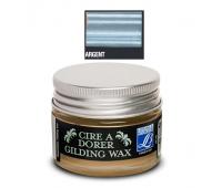 Позолота-вакса от LF Wax Gilding, 30 ml, Silver (350420)
