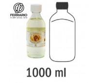 ЛАК МЕККА для золочения покрывной 1000 мл, FERRARIO Италия