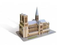 Пазлы Folia 3D-Modellogic Notre-Dame-Paris, 74 единици (34007)