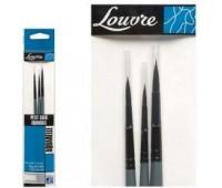 Кисти белка Louvre набор 806741