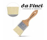 Кисть daVinci флейц щетина Bristle brush серии 2470 № 15